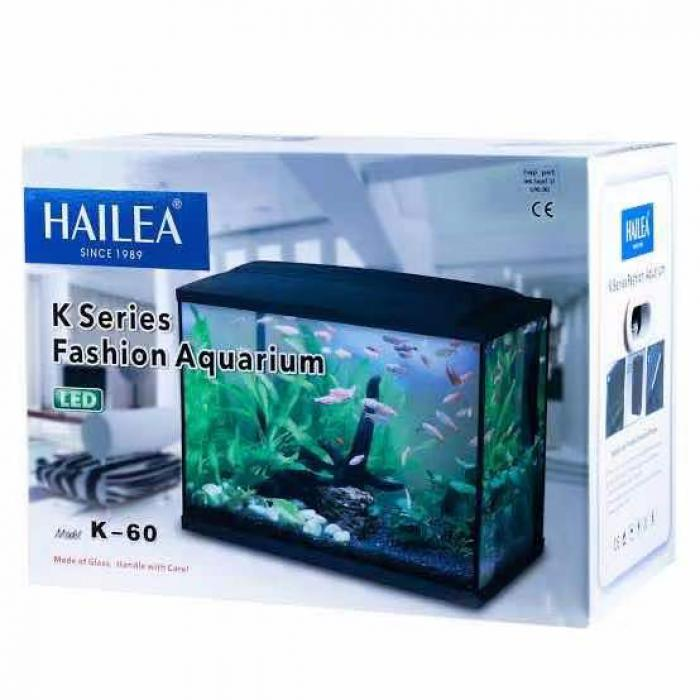 Hailea K Series Fashion Aquarium Tank